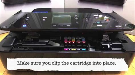 Switch Catridge 6 In 1 canon mg5450 change ink cartridges