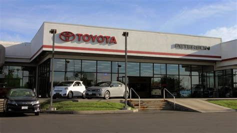 Toyota Dealership Boise Idaho S Top 75 Companies Peterson Toyota Scion