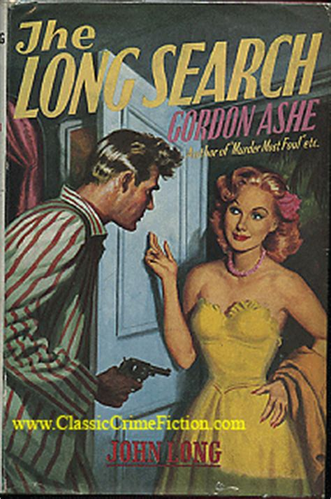gordon ashe the long search by gordon ashe first edition book and