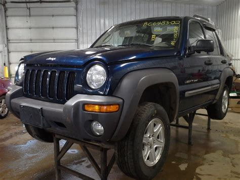 2002 Jeep Liberty 3 7 Engine by 2002 Jeep Liberty Engine Motor Vin K 3 7l