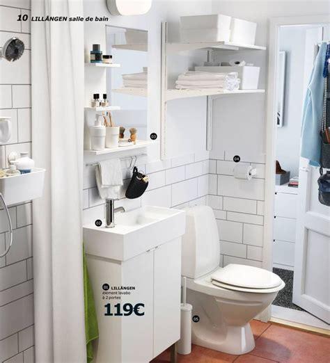 Ikea Salle De Bain by Salle De Bains Ikea Le Nouveau Catalogue 2017 Est En