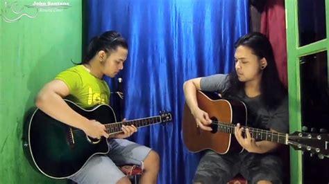 tutorial gitar asal kau bahagia armada asal kau bahagia acoustic cover instrumental
