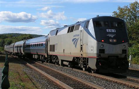 Trains In America all aboard the train