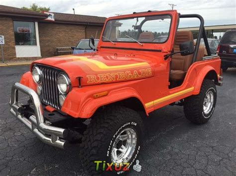 81 Jeep Wrangler Jeep Wrangler Classic Cars For Sale 97 Used Cars From 1 000