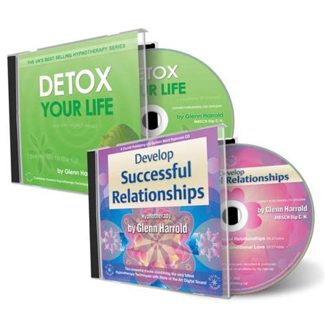 Relationship Detox by Glenn Harrold Tagged Quot Cd Quot Page 2 Diviniti Publishing