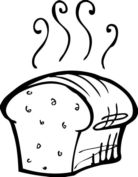 black and white clipart bread black and white clipart www imgkid the image
