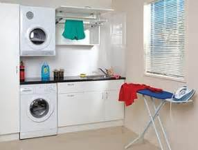 Laundromat Floor Plan word for a room with washing machines in it english