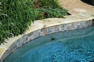 tile coping pool remodel ideas pinterest