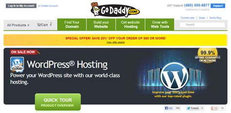 design menu godaddy wordpress performance issues with godaddy com hosting