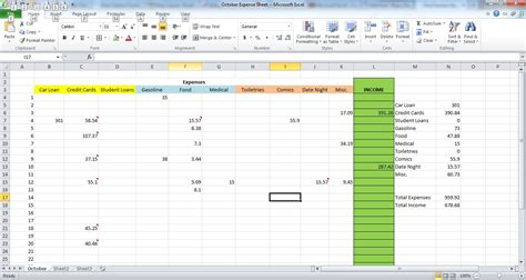 How To Create A Report Card In Excel