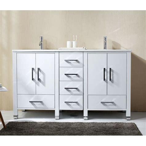 60 inch sink bathroom vanity tg718560