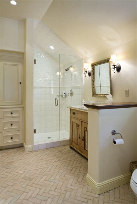 Attic Bathroom Ideas by Attic Works Attic Bathrooms