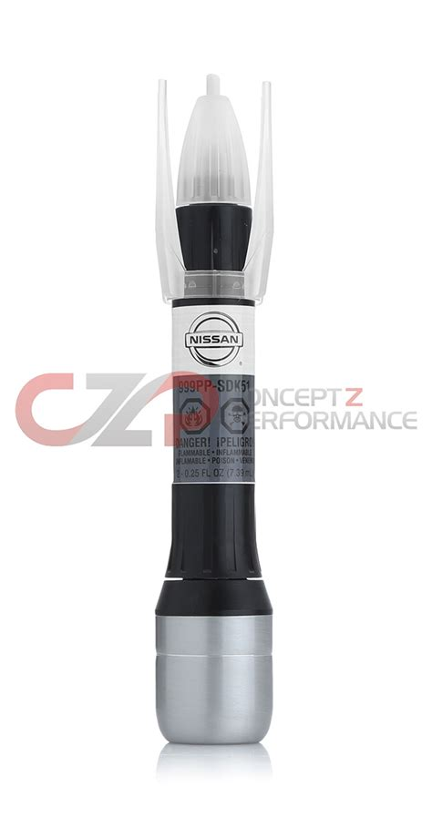 nissan infiniti nissan oem 3 in 1 touch up paint nissan 350z 03 08 z33 999pp sd z33 999pp