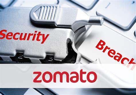 blogger zomato security breach at zomato 17mn user data