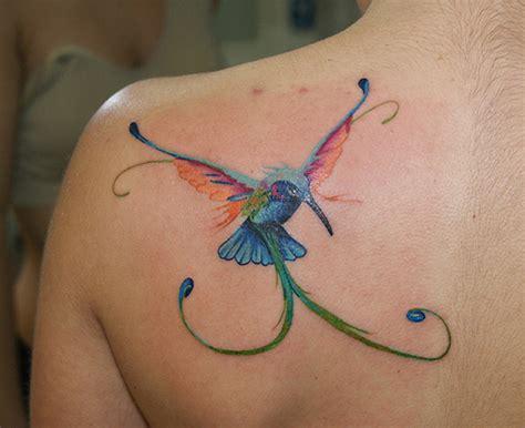 imagenes tatuajes colibri colibr 237 tatuajes para mujeres