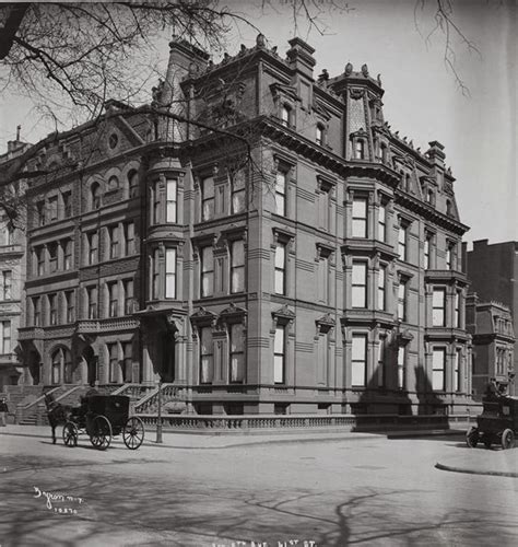 guide   gilded age mansions   avenues millionaire row part ii sqft
