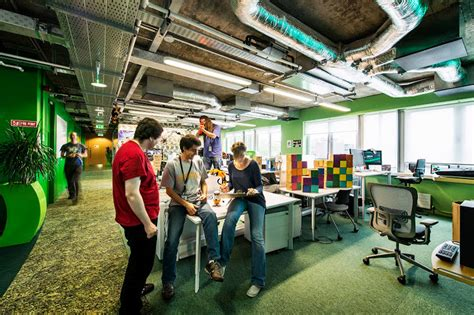 google office dublin camenzind evolution s google office flourishes in dublin