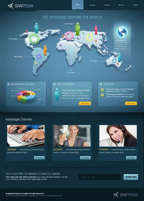 website layout in photoshop cs6 photoshop cs6 tutorials wicked compilation of tips and
