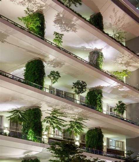 designboom jardin dp architects alternate the garden levels of jardin in