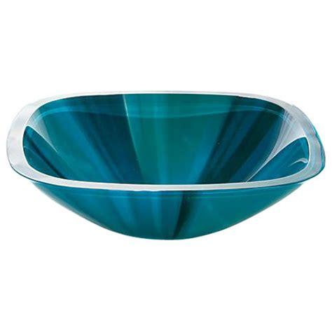 glass vessel sinks turquoise glass vessel sink bathroom