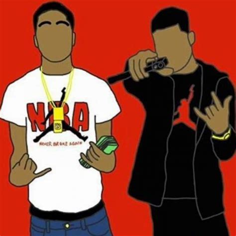 image result    draw nba youngboy younboy