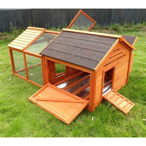 gabbia per galline fai da te conigliera pollaio recinto gabbia in legno per polli