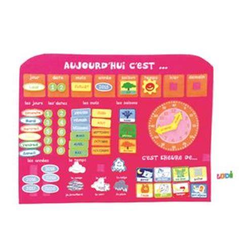 Calendrier T F C Calendrier Enfant Tissu Achat Vente Calendrier Enfant