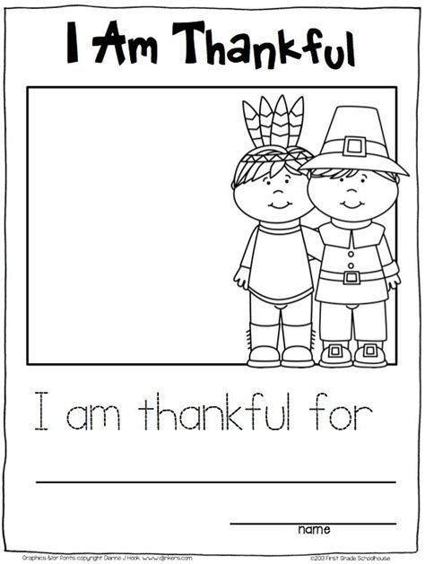 Writing Template For Thanksgiving Cards Kindergarten by Thanksgiving Writing For Kinders Kindergarten Writing