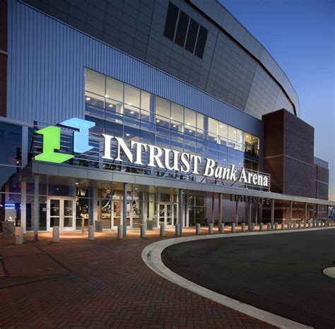 ks bank intrust bank arena wichita ks wichita kansas u s a