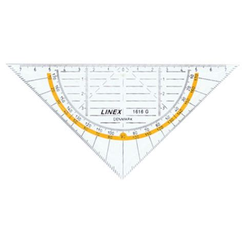 Square Set linex geometry set square staples 174