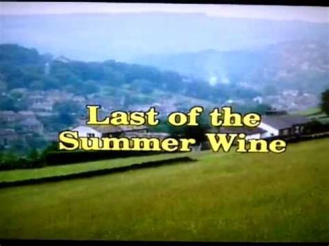 theme music last of the summer wine last of the summer wine theme tune youtube