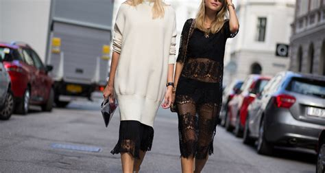 Aw08 Trends Laced With Style by How To Embrace The Victoriana Lace Trend See Want Shop