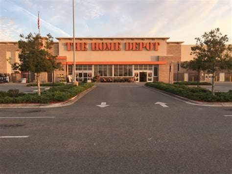 the home depot jacksonville fl business information