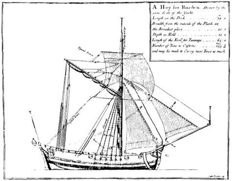 eighteenth century boats hoy boat wikipedia