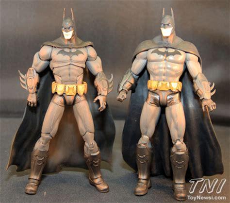 Dc Collectibles Batman Arkham City Series 2 Batman Detective Mode 6 quot batman arkham city series 4 batman figure review