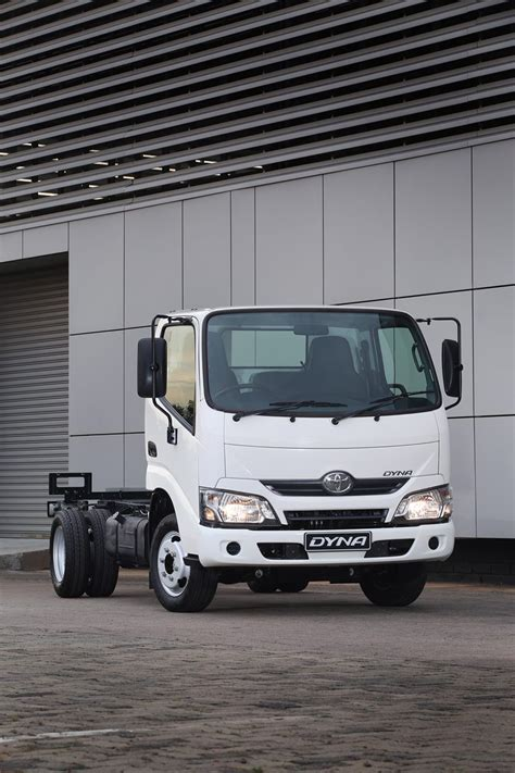 toyota commercial vehicles toyota dyna reclassified as a light commercial vehicle