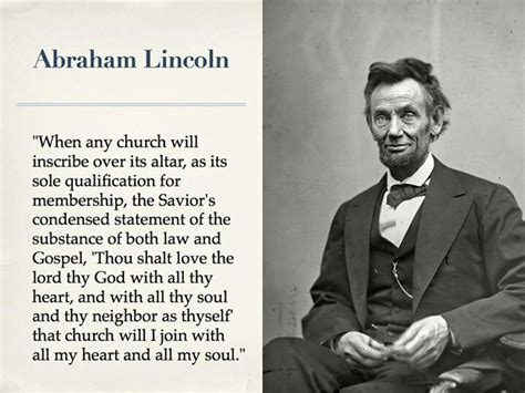 abraham lincoln a spiritual biography abraham lincoln christian quotes quotesgram