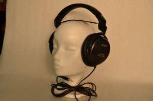 Headset Earphone Sony Mdr750 Mdr 750 T0310 sony mdr cd750 digital reference headphones angelicaaudio 1990