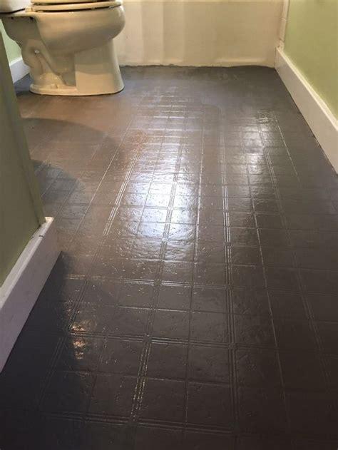 Bathroom Floor Tile or Paint?   Hometalk