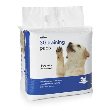how to puppy pad a puppy wilko puppy pads 30pk at wilko