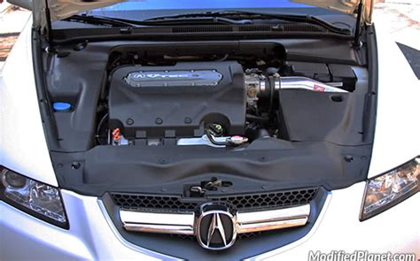 acura tl type s cold air intake injen photos