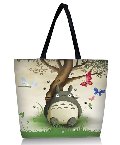 Great Gifts For Handbag by Totoro Polyester Casual Bag Gifts For New Year