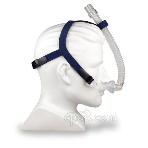Nasal Pillows Cpap by Cpap Stealth Nasal Pillow Cpap Mask With Headgear
