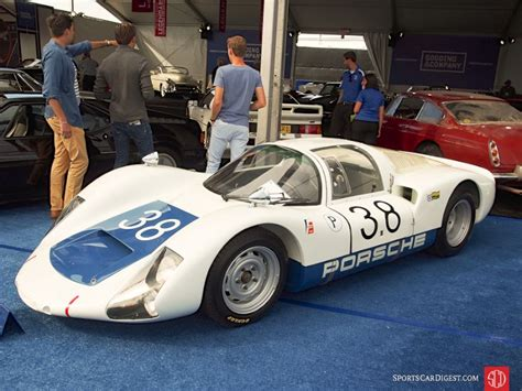 porsche 906 interior gooding and company pebble 2015 auction report