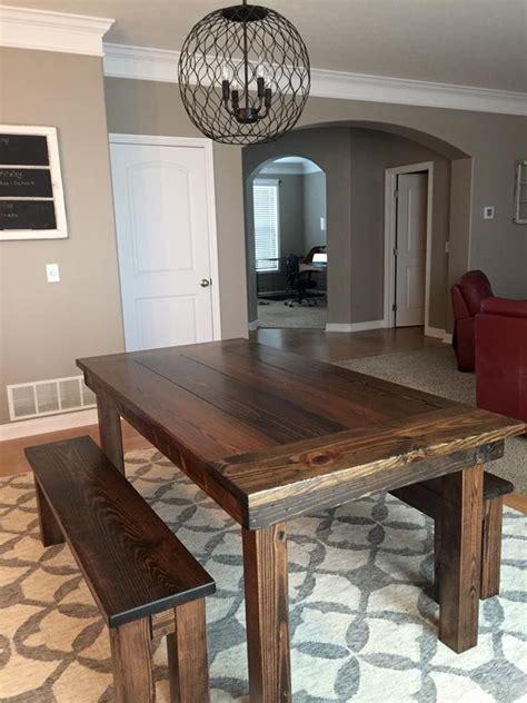 rooms to go farmhouse table best 25 rustic farm table ideas on rustic