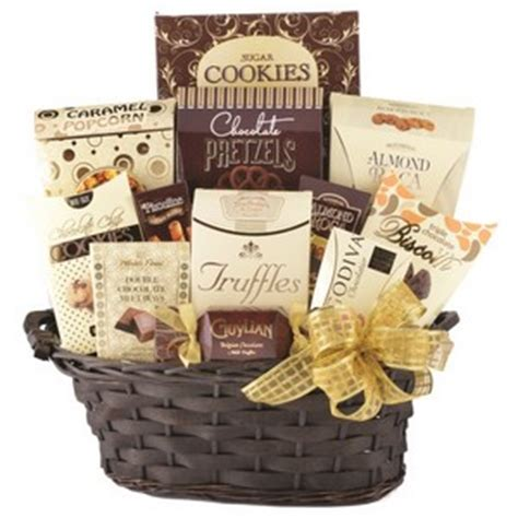 bank of chocolates gourmet and gift baskets for winnipeg
