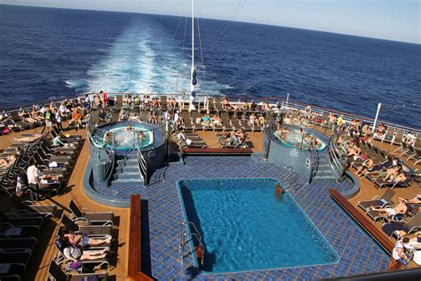 top deck cruise ship top deck images
