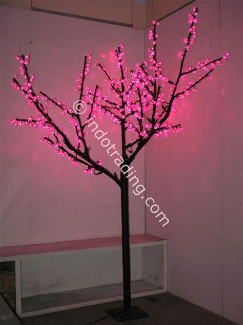Lu Hias Motif Bunga Pink jual lu hias motif bunga pink harga murah