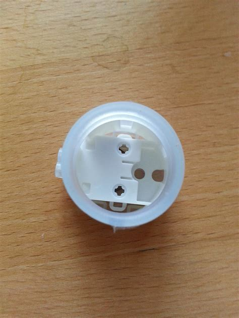 g13 sockel led zubeh 246 r ip65 g13 sockel mit silicon staubkappe