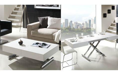mesa de centro automatica elevable  extensible muebles  casas pequenas muebles  casa